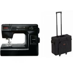 Janome HD-3000 Sewing Machine in Black+ Bonus Kit