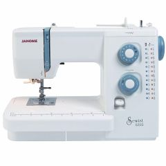 Janome 525S Sewist Mechanical Sewing Machine Refurbsihed