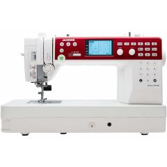 Janome Memory Craft 6650 Sewing and Quilting Machine Customer Return