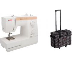 Janome Sewist 709 Sewing Machine + BONUS Kit & Trolley