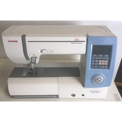 Janome Memory Craft 8900 Special Edition Sewing Machine Recent Trade