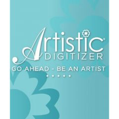 Janome Artistic Digitizer Embroidery Software for Mac Or PC