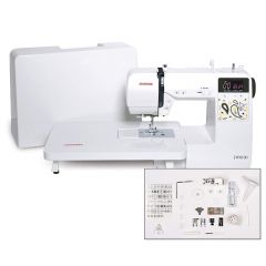 Janome JW8100 Computerized Sewing Machine Factory Refurbished