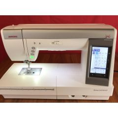 Janome Horizon Memory Craft 9400QCP Preowned