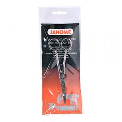 Janome 6 Inch Applique Scissor with No Duck Bill