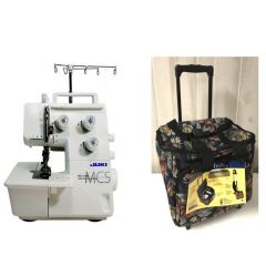 Juki MCS-1500 Coverstitch Only Serger + Trolley