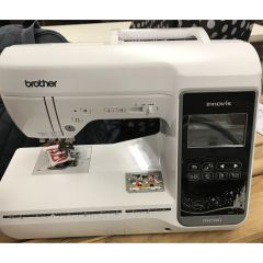 Brother NS2750D Sewing and Embroidery Machine Recent Trade
