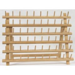 Thread Stand for 60 Spools of Sewing Machine Thread