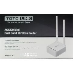 Wireless Router for SWF MAS12