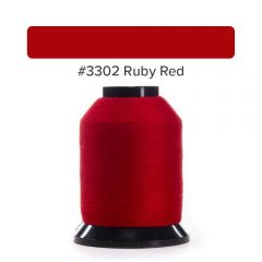 Grace Finesse Quilting Thread Ruby Red #3302