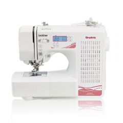 Simplicity Brother SB1000T Computerized Sewing Machine