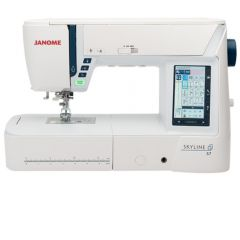Janome Skyilne S7 Sewing Machine Refurbished