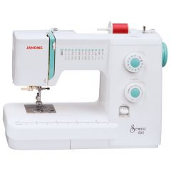 Janome Sewist 500 Sewing Machine Refurbished