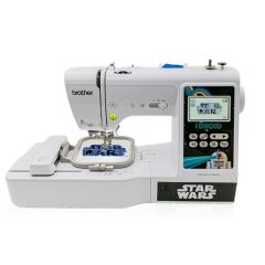 Brother LB5000S Star Wars Computerized Sewing & Embroidery Machine