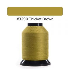 Grace Finesse Quilting Thread Thicket Brown #3290