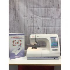 Janome Memory Craft 10001 Sewing and Embroidery Machine Recent Trade