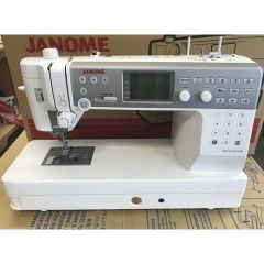 Janome Memory Craft 6700P Sewing Machine - Recent Trade