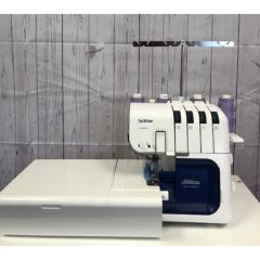 Brother 5234prw Project Runway 4 Thread Serger Recent Trade