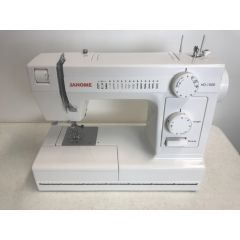 Janome HD1000 Heavy Duty Sewing Machine Recent Trade