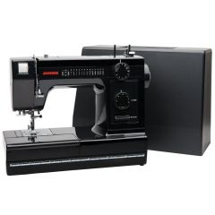 Janome HD1000-BE Heavy Duty Black Edition Sewing Machine Recent Trade