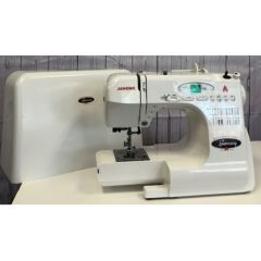 Janome American Quilters Society AQS2009 Sewing Machine Recent Trade