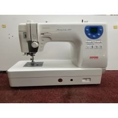 Janome Memory Craft 6300 Sewing Machine Recent Trade