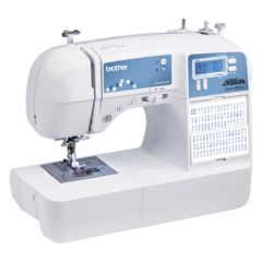 Brother XR9500PRW Computerized 100 Stitch Sewing Machine Refurbished