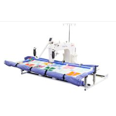 Grace 15R Longarm Quilting Machine with Cutie Frame