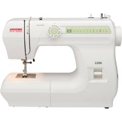 Janome 2206 Sewing Machine Refurbished