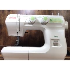 Janome 2212 Sewing Machine Recent Trade