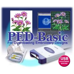Brother PED Basic Embroidery Software (PED-BASIC)