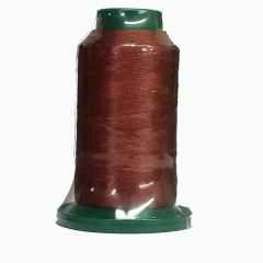 Exquisite Burnished Copper Embroidery Thread 840 - 1000m