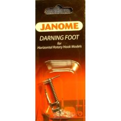 Janome Low Shank Darning Embroidery Foot