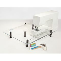 Large Sewing Extension Table by Sew Steady