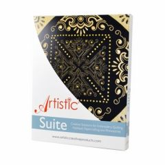 Artistic Sewing Suite 7 Digitizing and Cutwork Software