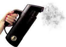 Jiffy ESTEAM 0601 Handheld Steamer in Black