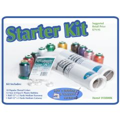 Ken's Sewing Embroidery Starter Kit