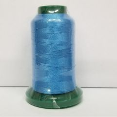 Exquisite Pacific Blue Embroidery Thread 445 - 1000m