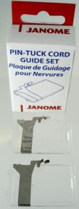Janome Pintuck Cord Guides