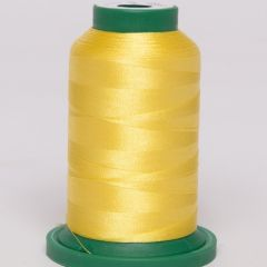 Exquisite Yellow Embroidery Thread 633 - 5000m