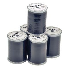 Brother SAEBT999 Black Embroidery Bobbin Thread