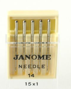 Janome Universal Sewing Machine Needles Size 14