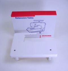 Janome Coverpro Resin Extension Table 8 x 11 1/2