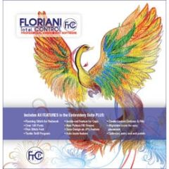 Floriani Total Control Embroidery Software