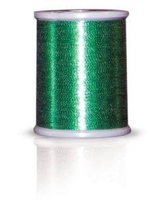 Brother MT994 Metallic Embroidery Thread Dark Green