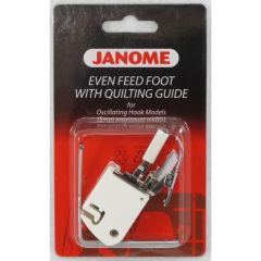 Janome Even Feed Foot for Oscillating Hook Models