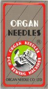 Organ Sewing Machine Needles (10pk) Size 16