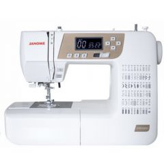 Janome 3160QDC-T Gold Computerized Sewing Machine Refurbished
