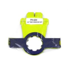 Hoop Tech 2 Inch Round Window Set for PR600-1 Clamping System