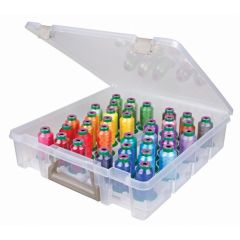 Artbin Super Satchel Thread Box with Trays for 1000m Spools